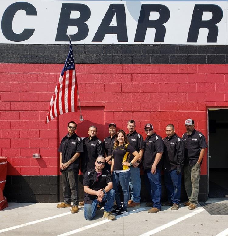 Business Spotlight -- C Bar R Tire Pros