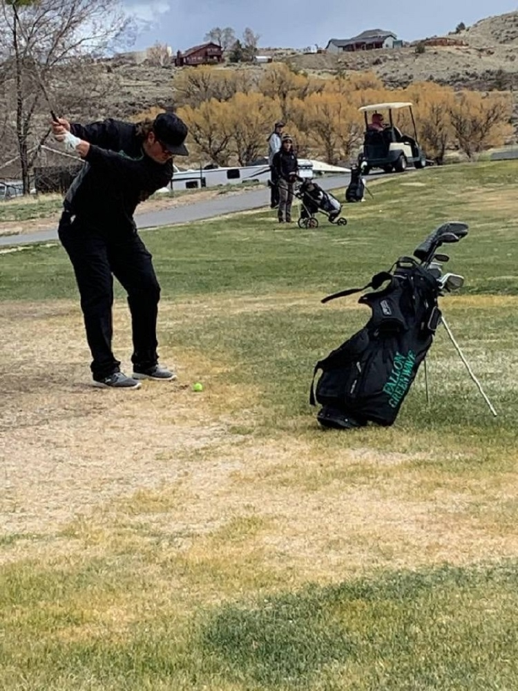 CCHS Golfers do Well at Spring Creek