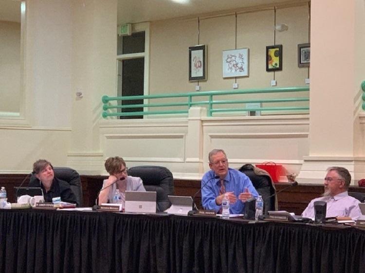 Churchill School District Adopts Hybrid Plan