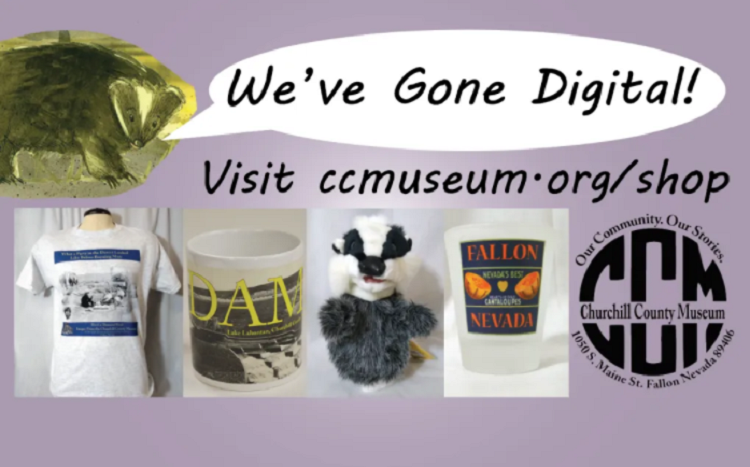 Digital Store Now Open at the Churchill County Museum