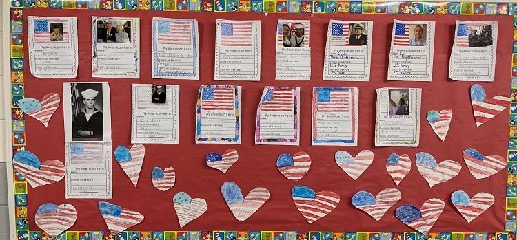 E.C. Best Honors Veterans