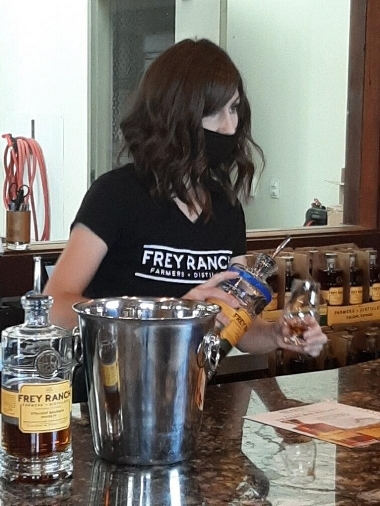 Frey Ranch Distillery Releases Inaugural Rye Whiskey