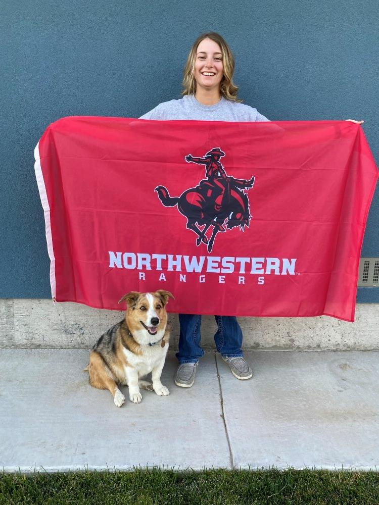 Jayden Jensen Earns Rodeo Scholarship and Signs with Northwestern OK University