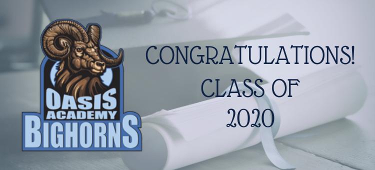 Oasis Academy Graduation Feature