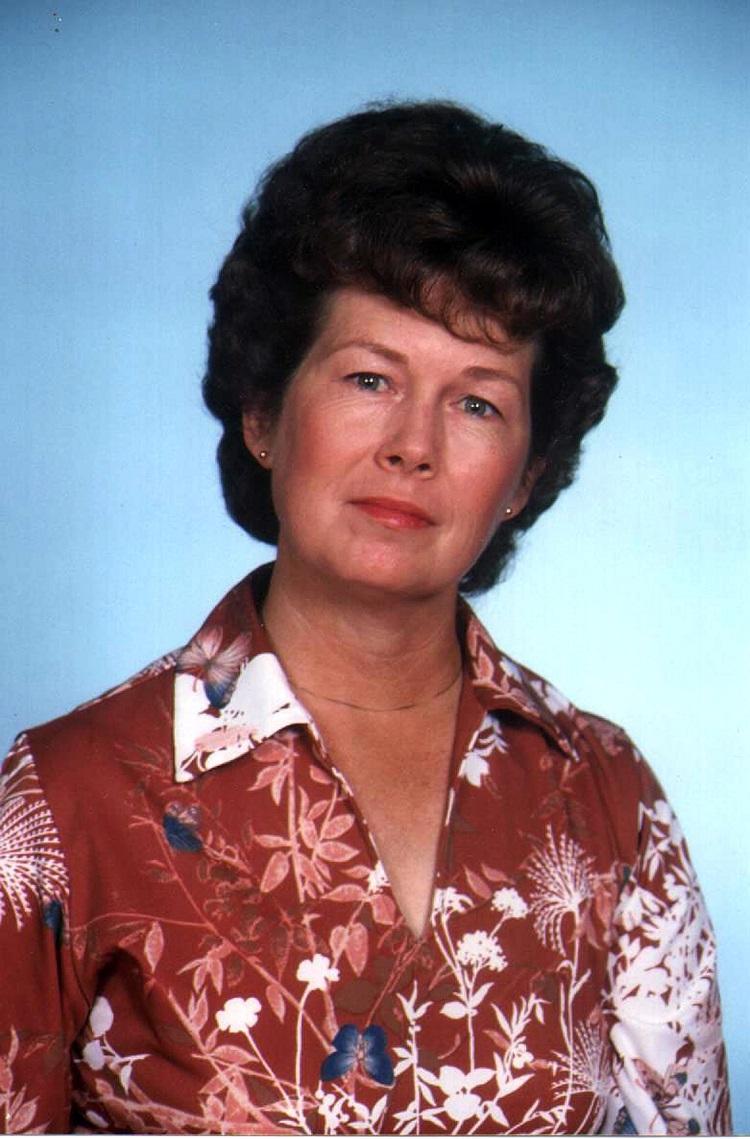 Obituary -- Edna Marie Morton