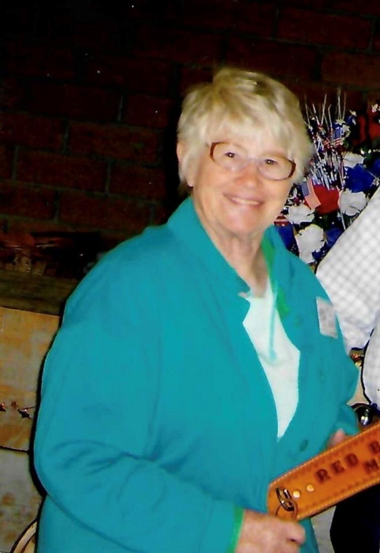 Obituary -- Ella Louise Whitmer