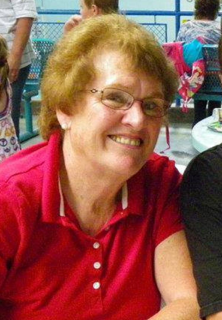 Obituary -- Gwen Anne Thacker
