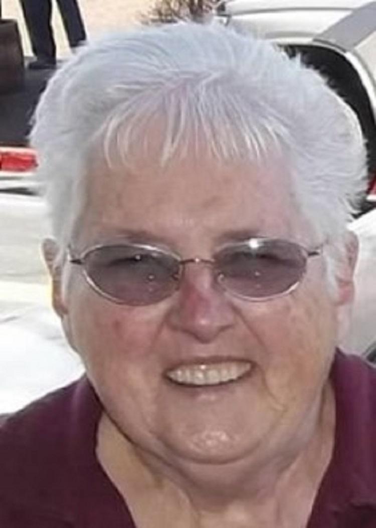 Obituary -- Joan White