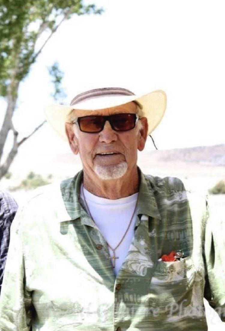 """Obituary -- Layvertt """"Bert"""" McElvain"""