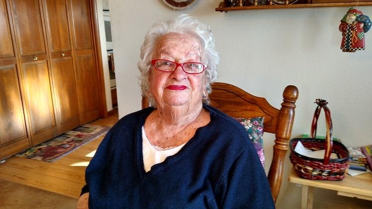 Obituary -- Nancy Eleanor Gomes