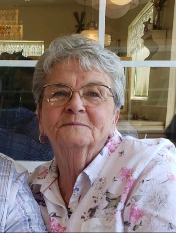 Obituary -- Patricia Doreen (Sharp) Fisk
