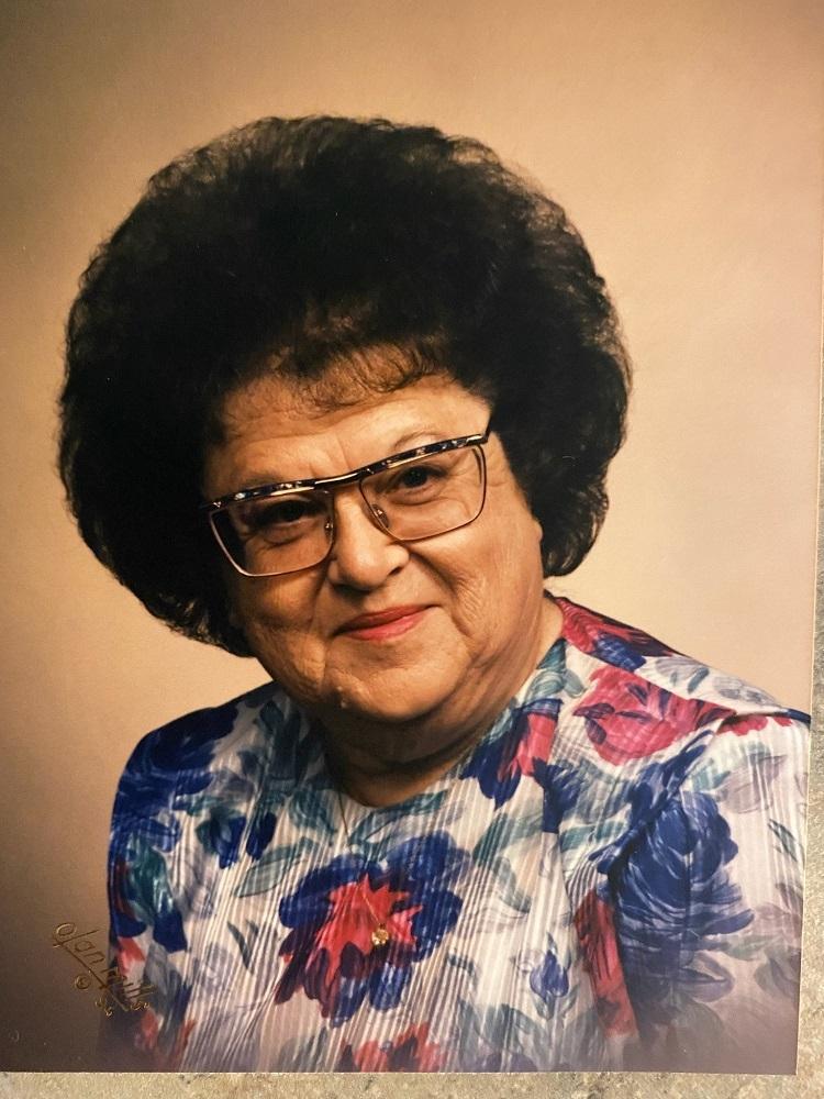 Obituary -- Peggy Staup Graham