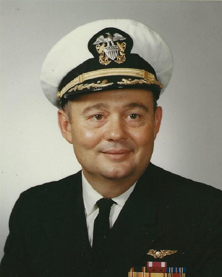 Obituary - Cdr. James Albert Moore