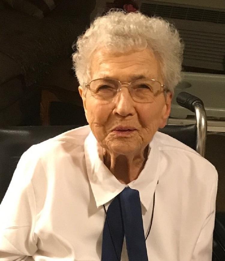 Obituary - Marie Eleanor Rogers