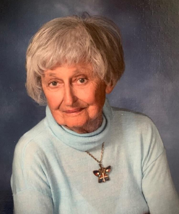Obituary - Mary Getto Carter