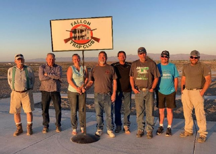 State Trap Shoot in Fallon this Weekend