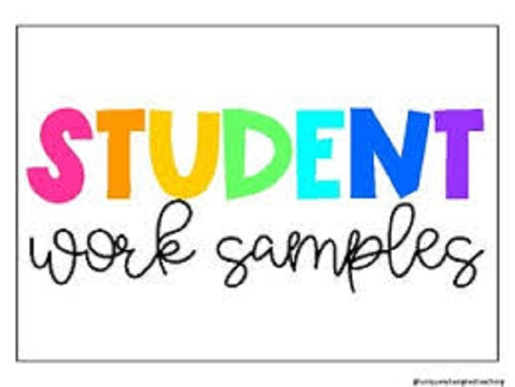 Student Work -- E.C. Best