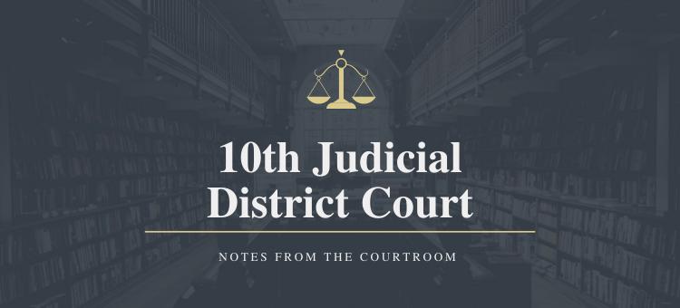 Tenth Judicial District Court