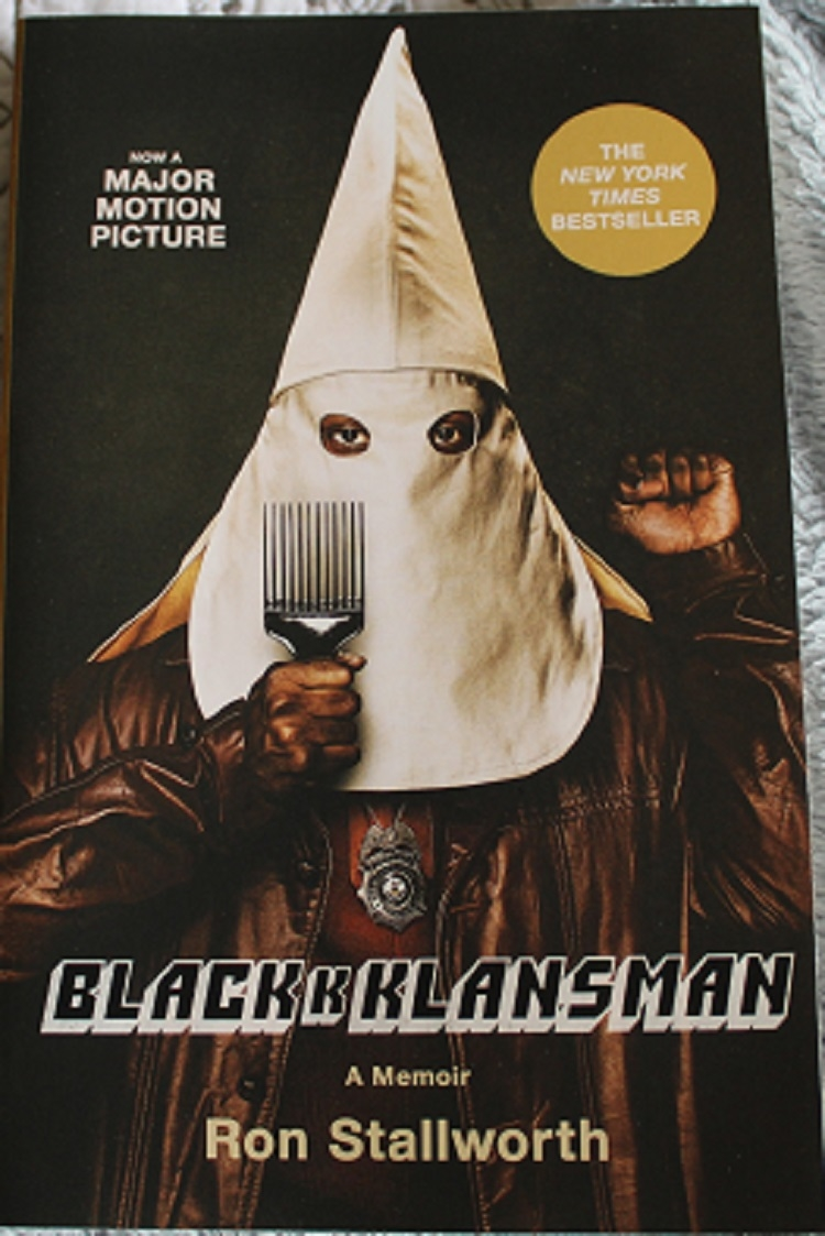Viviane's Review - BlackkKlansman