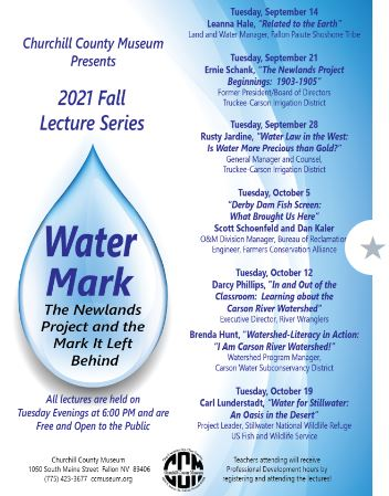 2021 Fall Lecture Series