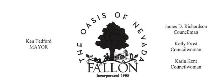 Fallon City Council Meeting