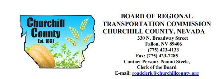 Regional Transportation Commission (RTC) Meeting